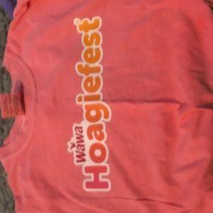 Hanes Shirts - Wawa Hoagiefest Shirts
